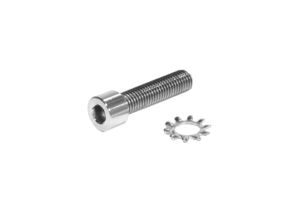 Titanium Pistol Grip Screw