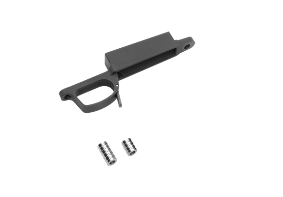 M5 DBM Detachable Magazine Triggerguard - Long Action Winchester Magnumb (Without Magazine)