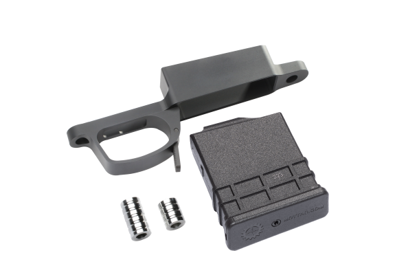 M5 DBM Detachable Magazine Triggerguard - Short Action (.223/5.56/.300blk | W/ 10 round magazine)