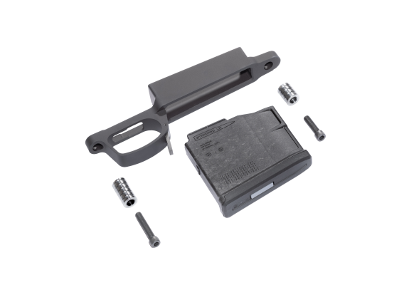 M5 DBM Detachable Magazine Triggerguard - long action standard