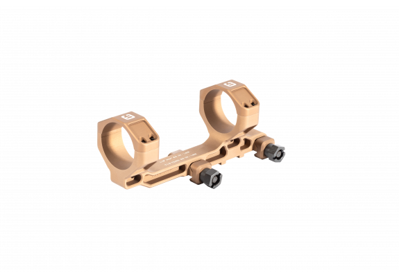 "Condition One Modular Mount-30mm 1.54"" (NV Height) Tan-20MOA"