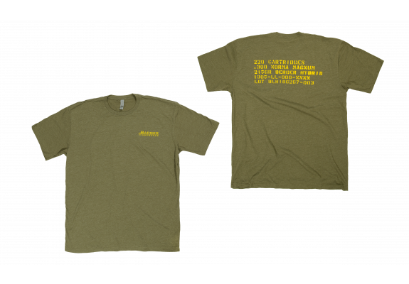 Ammo can Shirt-.300 Norma Magnum-X-Large