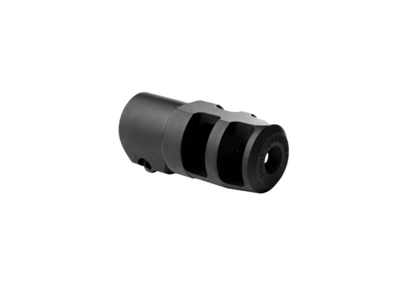 "FTE Muzzle Brake - Removable  (.875"" dia. Barrels 