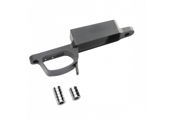 M5 DBM Detachable Magazine Triggerguard - Short Action (Without Magazine)
