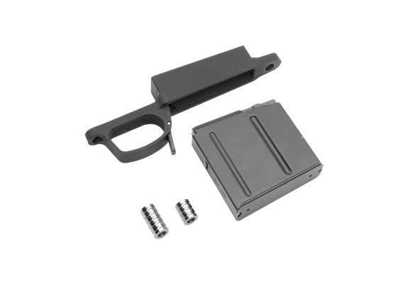 M5 DBM Detachable Magazine Triggerguard  - Long Action  (CIP Lapua Magnum)