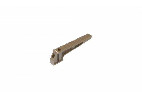 Condition One Coaxial Laser Integration Fixture (CLIF) Tan - Long