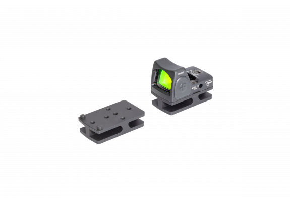 Condition One Micro Sight Mount-Trijicon RMR Black