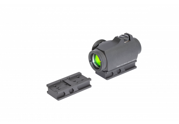 Condition One Micro Sight Mount-Aimpoint T1/T2 Black