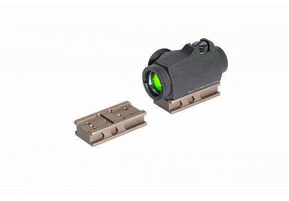 Condition One Micro Sight Mount (For C1 J-ARM ONLY)-Aimpoint T1/T2 Tan